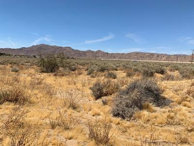 Lucerne Valley CA Residential Lots & Land For Sale: $23,000