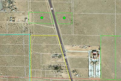 Adelanto CA Residential Lots & Land For Sale: $175,000