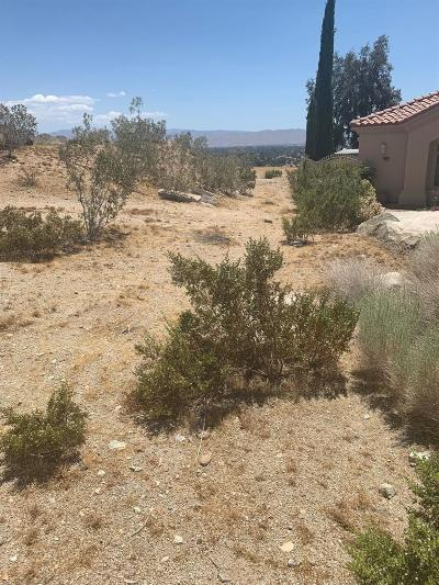 Apple Valley CA Residential Lots & Land For Sale: $225,000