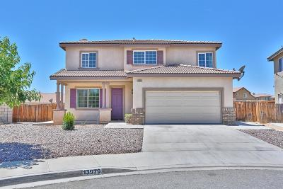 Victorville Single Family Home For Sale: 13979 Iris Cove