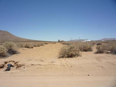 Apple Valley CA Commercial Lots & Land For Sale: $35,000