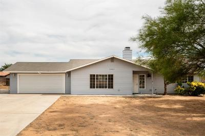 Apple Valley Single Family Home For Sale: 22803 Waalew Road
