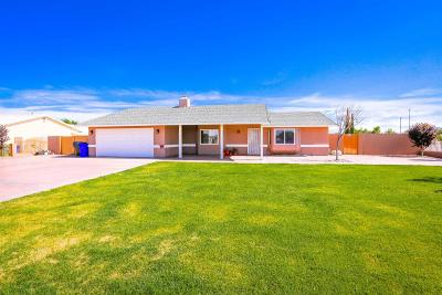 Victorville Single Family Home For Sale: 14515 Olivera Road
