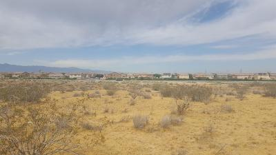 Victorville CA Residential Lots & Land For Sale: $44,900