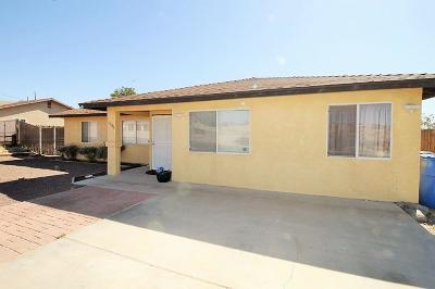 Barstow Single Family Home For Sale: 1041 Agarita Avenue