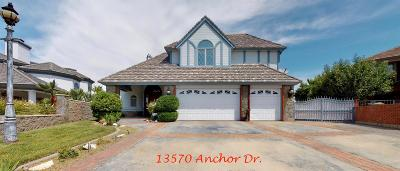 Victorville Single Family Home For Sale: 13570 Anchor Drive