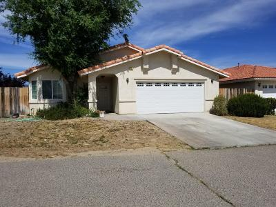 Phelan Single Family Home For Sale: 9582 Sagebrush Court