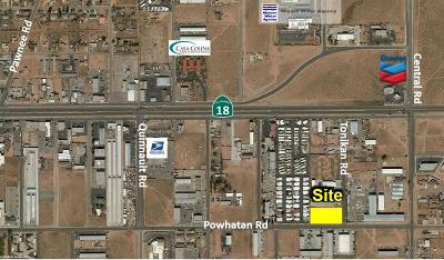 Apple Valley CA Commercial Lots & Land For Sale: $117,800