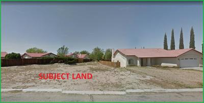 Hesperia CA Residential Lots & Land For Sale: $22,000