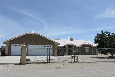Phelan Single Family Home For Sale: 4427 Begonia Road