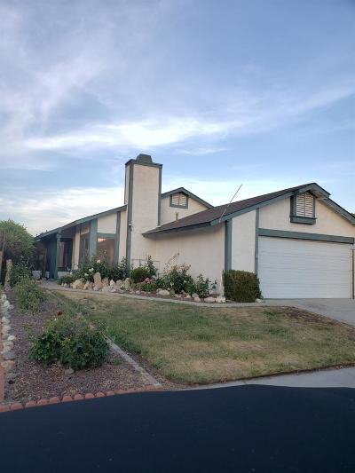Victorville Single Family Home For Sale: 12451 Orion Street