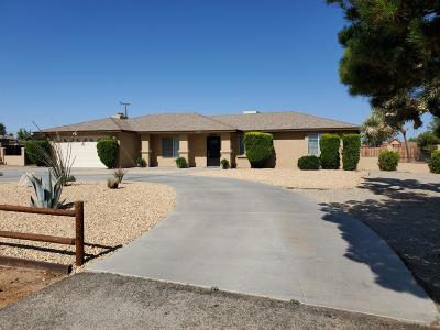 Apple Valley Single Family Home For Sale: 12768 Snapping Turtle Road