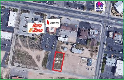 Hesperia CA Commercial Lots & Land For Sale: $39,999