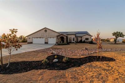 Phelan CA Single Family Home For Sale: $469,000
