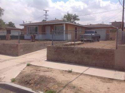 Victorville Single Family Home For Sale: 16421 Forrest Avenue