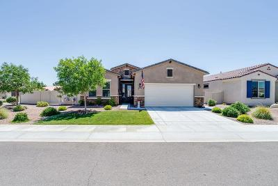 Apple Valley Single Family Home For Sale: 11605 Beryl Street
