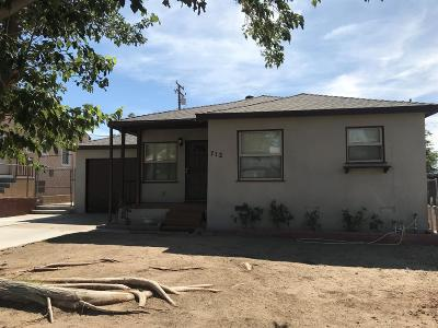 Barstow Single Family Home For Sale: 712 S 2nd Street
