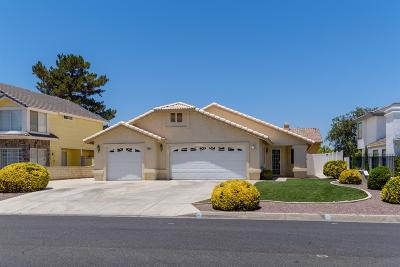 Victorville Single Family Home For Sale: 13352 Country Club Drive