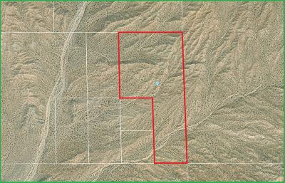 Barstow CA Residential Lots & Land For Sale: $17,500