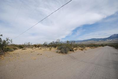 Lucerne Valley CA Residential Lots & Land For Sale: $39,000