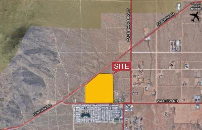 Apple Valley CA Residential Lots & Land For Sale: $499,000