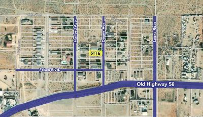 Barstow CA Residential Lots & Land For Sale: $5,500