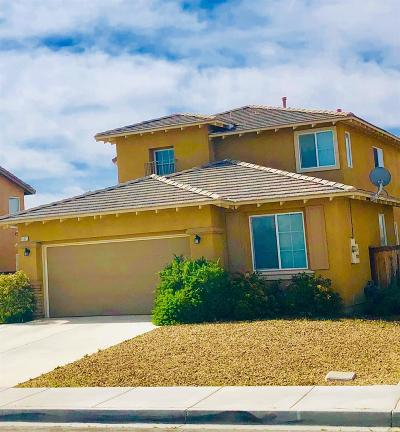 Adelanto Single Family Home For Sale: 11821 Wallflower Court