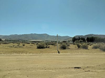 Apple Valley CA Residential Lots & Land For Sale: $39,000