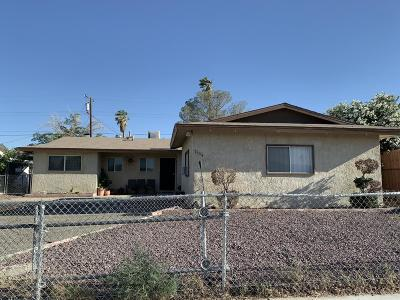 Barstow Single Family Home For Sale: 1504 Church Street