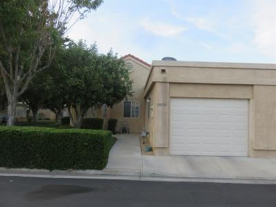 Apple Valley CA Single Family Home For Sale: $187,000