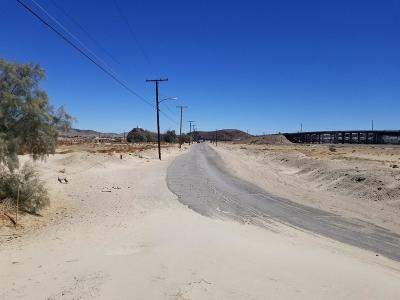 Barstow CA Commercial Lots & Land For Sale: $9,900