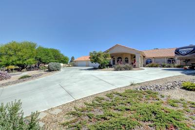 Apple Valley CA Single Family Home For Sale: $549,000