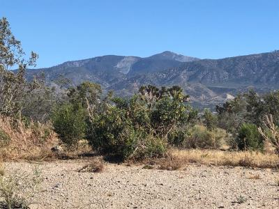 Pinon Hills CA Commercial Lots & Land For Sale: $39,900