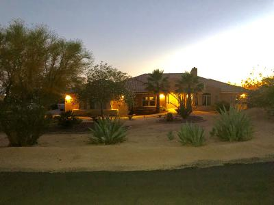 Apple Valley Single Family Home For Sale: 17130 Pahata Court