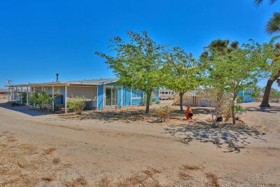Phelan Single Family Home For Sale: 8988 Sunset Road