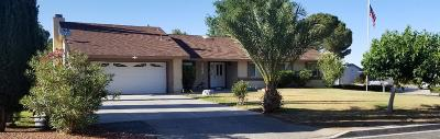 Victorville Single Family Home For Sale: 12858 Mountain Shadows Court