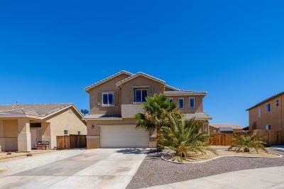 Adelanto Single Family Home For Sale: 11582 Greene Court