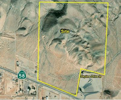 Barstow CA Commercial Lots & Land For Sale: $112,000