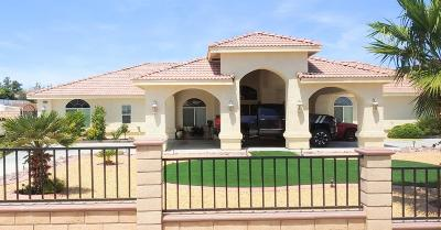 Barstow Single Family Home For Sale: 34534 Agarita Avenue