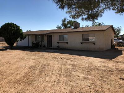 Hesperia Single Family Home For Sale: 10690 11th Avenue