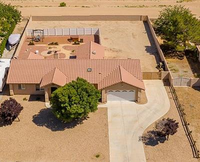 Helendale Single Family Home For Sale: 14037 Branding Iron Drive