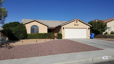 Barstow Single Family Home For Sale: 2171 Garnet Avenue