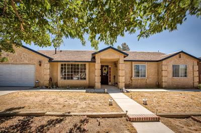 Apple Valley Single Family Home For Sale: 14367 Tonikan Road