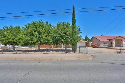 Hesperia Single Family Home For Sale: 11203 Oakwood Avenue