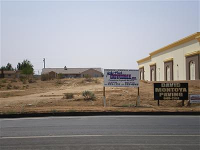 Hesperia Commercial Lots & Land For Sale: Hesperia Road
