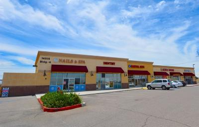 Victorville CA Commercial For Sale: $1,900,000