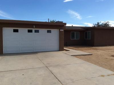 Hesperia Single Family Home For Sale: 16141 Cajon Street