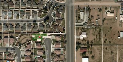 Hesperia CA Residential Lots & Land For Sale: $45,000