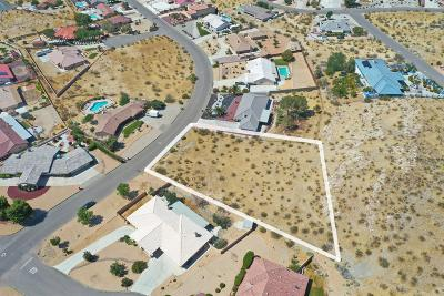 Apple Valley CA Residential Lots & Land For Sale: $100,000