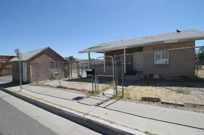 Barstow Single Family Home For Sale: 115 S 2nd Avenue